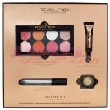 MAKEUP REVOLUTION GLITTER KIT DE MAKEUP SET
