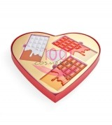 MAKEUP REVOLUTION I LOVE REVOLUTION CHOCOLATE HEART SET
