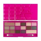 MAKEUP REVOLUTION I LOVE REVOLUTION CHOCOLATE LOVE EYESHADOW PALETA FARDURI