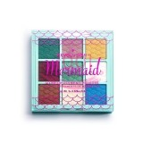 MAKEUP REVOLUTION I LOVE REVOLUTION FANTASY MAKEUP PIGMENT PALETA FARDURI MERMAID