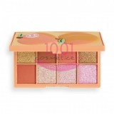 MAKEUP REVOLUTION I LOVE REVOLUTION PALETA MINI PEACH TASTY 8 FARDURI