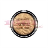 MAKEUP REVOLUTION ILUMINATOR STROBE HIGHLIGHTER GOLD ADDICT