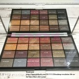 MAKEUP REVOLUTION LIFE ON THE DANCE FLOOR AFTER PARTY EYESHADOW PALETA