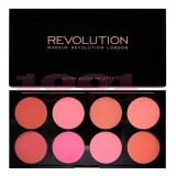 MAKEUP REVOLUTION LONDON ULTRA BLUSH ALL ABOUT CREAM PALETA