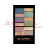 MAKEUP REVOLUTION LONDON BEACH & SURF EYESHADOW PALETTE
