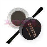 MAKEUP REVOLUTION LONDON BROW POMADE GEL PENTRU SPRACENE GRAPHITE