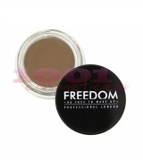 MAKEUP REVOLUTION LONDON BROW POMADE GEL PENTRU SPRACENE SOFT BROWN