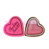 MAKEUP REVOLUTION LONDON HEARTS BLUSHER BURSTING WITH LOVE