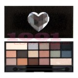 MAKEUP REVOLUTION LONDON I LOVE MAKEUP NAKED UNDERNEATH PALETTE