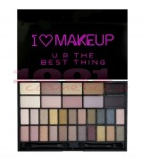MAKEUP REVOLUTION LONDON I LOVE MAKEUP UR THE BEST THING PALETA FARDURI