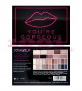 MAKEUP REVOLUTION LONDON LOVE MAKEUP YOU RE GORGEOUS PALETTE