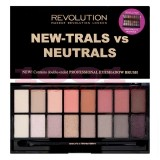 MAKEUP REVOLUTION LONDON NEW-TRALS VS NEUTRAL PALETA FARDURI
