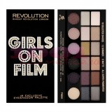 MAKEUP REVOLUTION LONDON SALVATION GIRLS ON FILM PALETTE