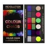MAKEUP REVOLUTION LONDON SALVATION PALETTE COLOUR CHAOS