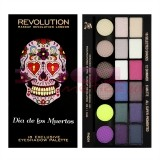 MAKEUP REVOLUTION LONDON SALVATION PALETTE DIA DE LOS MUERTOS
