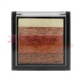 MAKEUP REVOLUTION LONDON SHIMMER BRICK ROSE GOLD