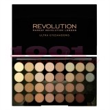 MAKEUP REVOLUTION LONDON ULTRA 32 SHADES PALETA EYESHADOW BEYON FLAWLESS