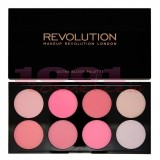 MAKEUP REVOLUTION LONDON ULTRA BLUSH ALL ABOUT PINK PALETA