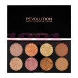 MAKEUP REVOLUTION LONDON  ULTRA BLUSH PALETTE GOLDEN SUGAR 2