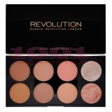MAKEUP REVOLUTION LONDON ULTRA BLUSH PALETTE HOT SPICE