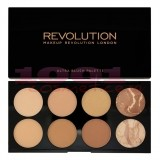 MAKEUP REVOLUTION LONDON ULTRA BRONZE ALL ABOUT BRONZE PALETA