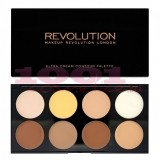 MAKEUP REVOLUTION LONDON ULTRA CREAM CONTOUR PALETTE