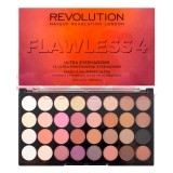 MAKEUP REVOLUTION LONDON ULTRA EYESHADOWS 32 CULORI FLAWLESS 4 PALETTE
