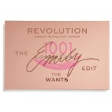 MAKEUP REVOLUTION LONDON ULTRA THE EMILY EDIT THE WANTS PALETA 24 FARDURI