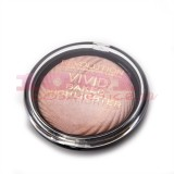 MAKEUP REVOLUTION LONDON VIVID BAKED HIGHLIGHTER ILUMINATOR PEACH LIGHTS