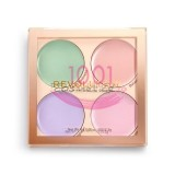 MAKEUP REVOLUTION MATTE BASE CORRECTOR COLOR KIT
