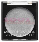 MAKEUP REVOLUTION OBSESSION STROBE BALM CHROME S102