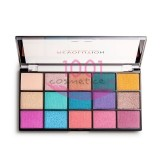 MAKEUP REVOLUTION PALETA RELOADED JEWELLED 15 FARDURI