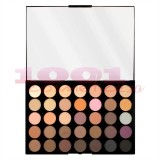 MAKEUP REVOLUTION PRO HD AMPLIFIED 35 PALETTE NEUTRALS WARM PALETA FARDURI