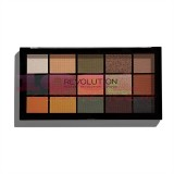MAKEUP REVOLUTION RE-LOADED ICONIC DIVISION PALETA FARDURI