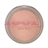 MAKEUP REVOLUTION SKIN KISS PEACH KISS HIGHLIGHTER ILUMINATOR