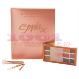 MAKEUP REVOLUTION SOPH X PARTY KIT DE MAKEUP SET
