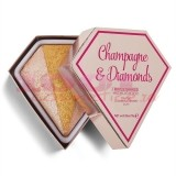 MAKEUP REVOLUTION TRIPLE BAKED HIGHLIGHTER CHAMPAGNE & DIAMONDS