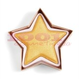 MAKEUP REVOLUTION TRIPLE BAKED HIGHLIGHTER GOLD STAR