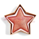 MAKEUP REVOLUTION TRIPLE BAKED HIGHLIGHTER SUPER STAR