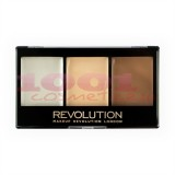 MAKEUP REVOLUTION ULTRA CONTOUR KIT LIGHTENING F01
