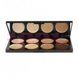 MAKEUP REVOLUTION ULTRA COVER AND CONCEALER PALETTE MEDIUM-DARK