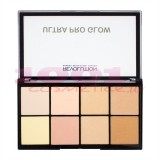 MAKEUP REVOLUTION ULTRA PRO GLOW HIGHLIGHTER PALETA ILUMINATOARE