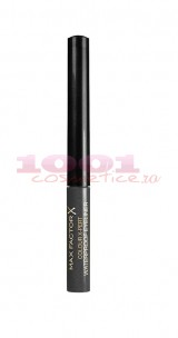 MAX FACTOR COLOUR X-PERT WATERPROOF EYELINER METALLIC ANTHRACITE 02