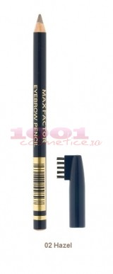 MAX FACTOR EYEBROW PENCIL CREION PENTRU SPRANCENE 02 HAZEL