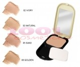 MAX FACTOR FACEFINITY COMPACT FOUNDATION FOND DE TEN COMPACT