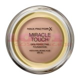 MAX FACTOR MIRACLE TOUCH SKIN PERFECTION WITH HYALURONIC ACID SPF 30 FOND DE TEN NATURAL 070
