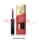 MAX FACTOR LIPFINITY LIP COLOUR RUJ DE BUZE REZISTENT LA TRANSFER ENDLESSLY MAGIC 144