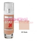 MAYBELLINE AFINITONE SUPER STAY 24H FOND DE TEN NUDE 021