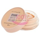 MAYBELLINE DREAM MATTE MOUSSE FOND DE TEN MATIFIANT NUDE 21