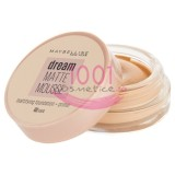 MAYBELLINE DREAM MATTE MOUSSE FOND DE TEN MATIFIANT SAND 30